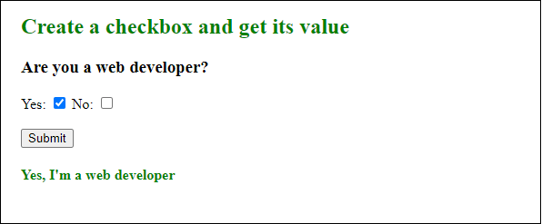 How to get all checked checkbox value in JavaScript