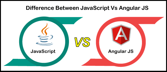 JavaScript Vs. Angular Js