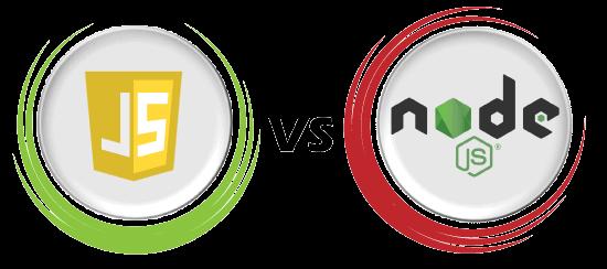 JavaScript vs. Node.js