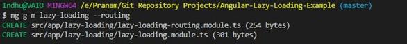 Angular Lazy-loading