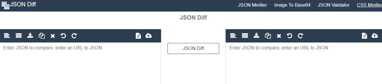 JSON Compare