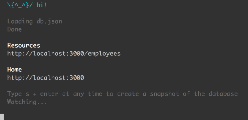 JSON Server