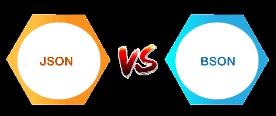 JSON vs BSON