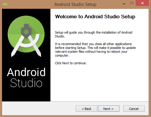 Kotlin Android Studio Installation 3