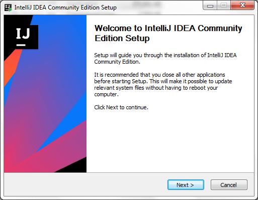 Kotlin Environment Setup IDE 2