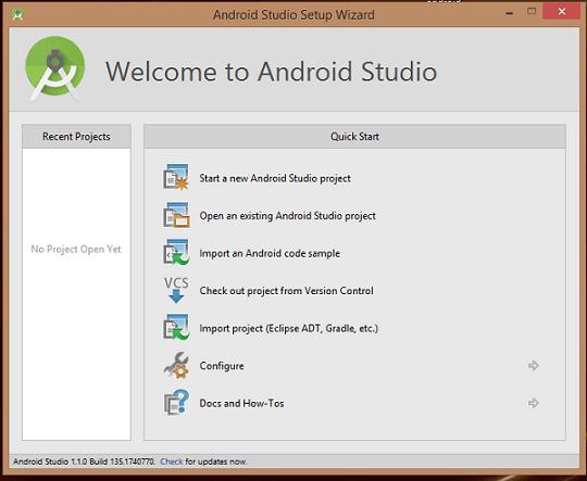 Kotlin Hello World App
