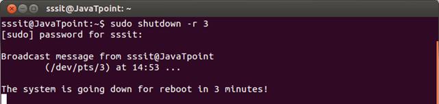 Linux Shutdown2