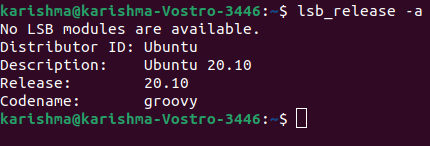 Check OS Version in Linux