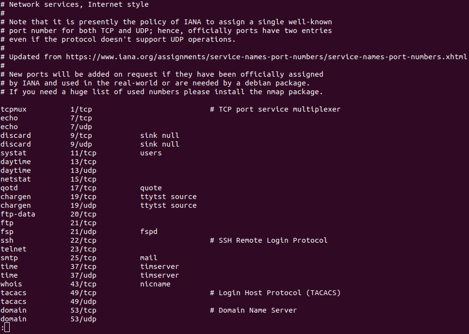 How to check open ports in Linux