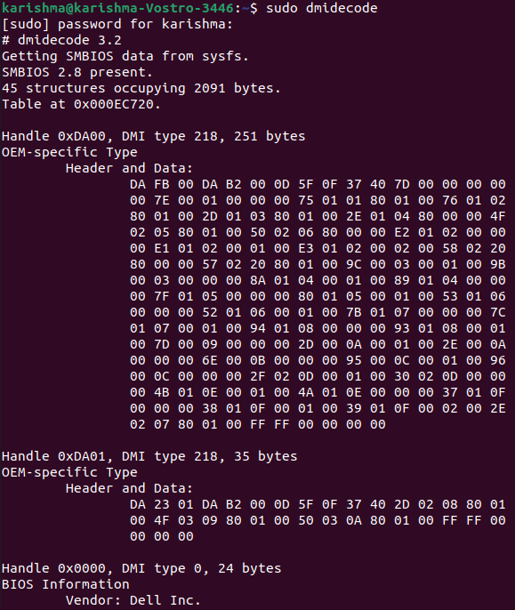 How to Inspect Memory in Linux