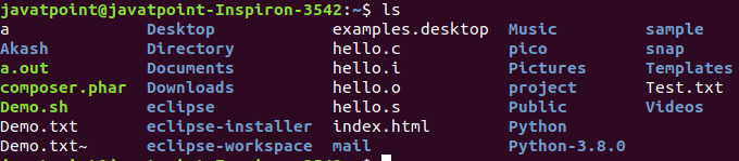 Linux Commands with Examples