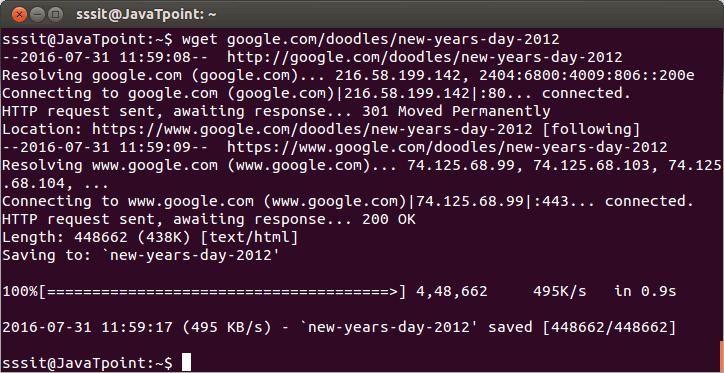 Linux curl & wget2