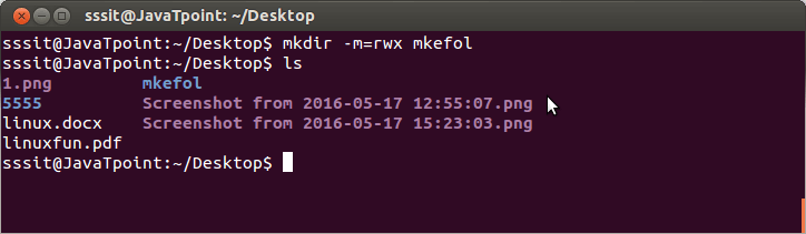 linux-directories-mkdir-m-mode1