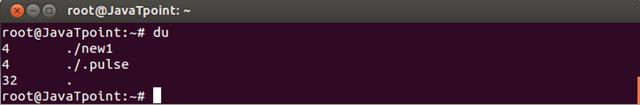 Linux du1