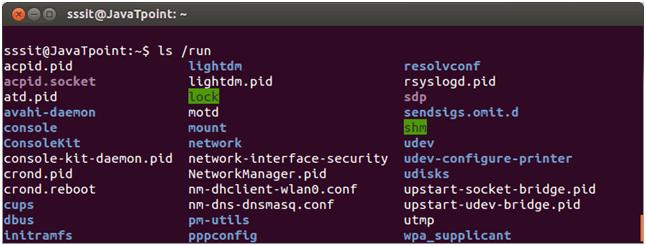 Linux fhs non standar directories