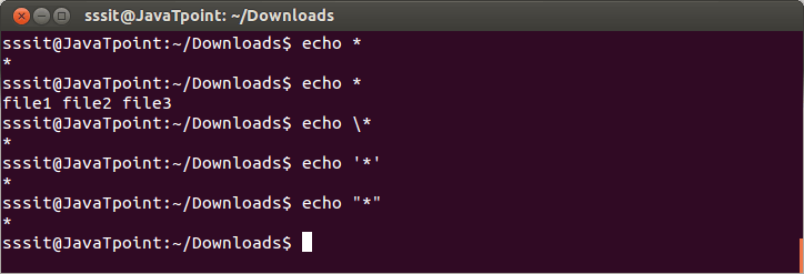 Linux File Globbing6