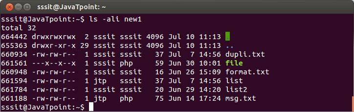 Linux File Link Directories