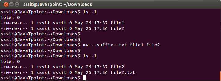 linux-file-mv-suffix