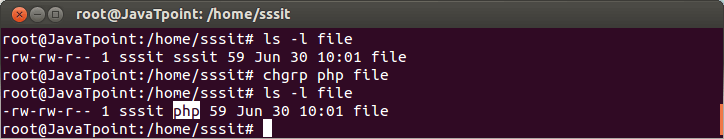 Linux File Ownership