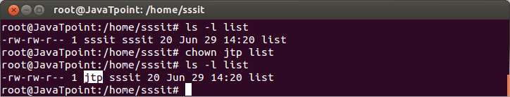 Linux File Ownership4