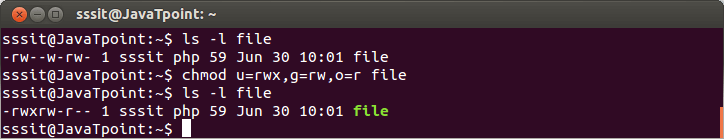 Linux File Permissions8