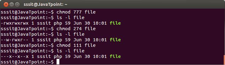 Linux File Permissions9