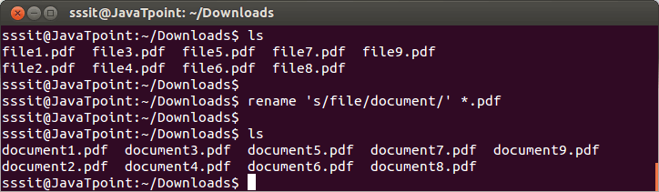linux-file-rename-command