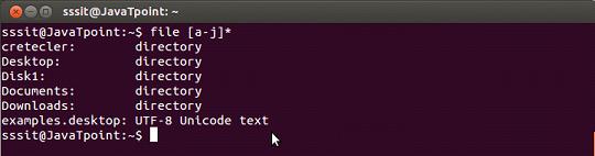 Linux file range