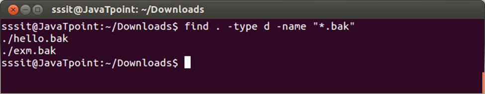 Linux Find2