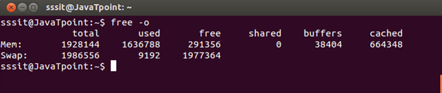 Linux free-o