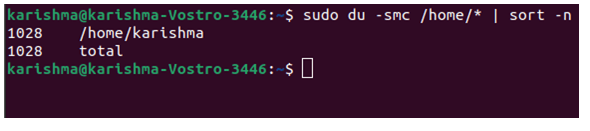 Linux List Users