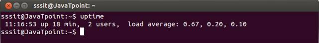 Linux UpTime1