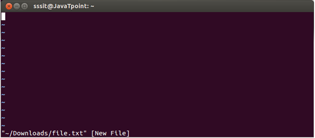 Linux Vi Editor1