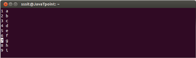 Linux-vi-jump2