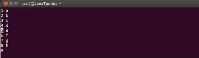Linux-vi-jump6