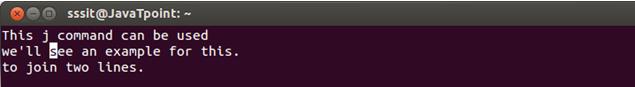 Linux Vi Word4