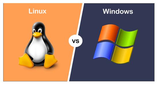 Linux vs. Windows