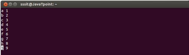Linux Vi Move2