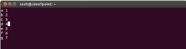 Linux Vi Move4
