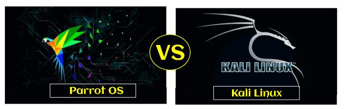 Parrot OS vs. Kali Linux
