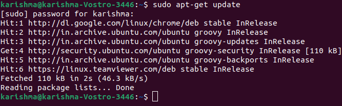 Putty Command in Linux