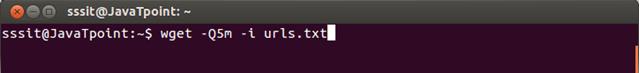 Linux Quit1