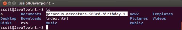 Linux savefile1