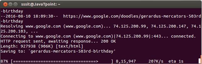Linux singlefile1