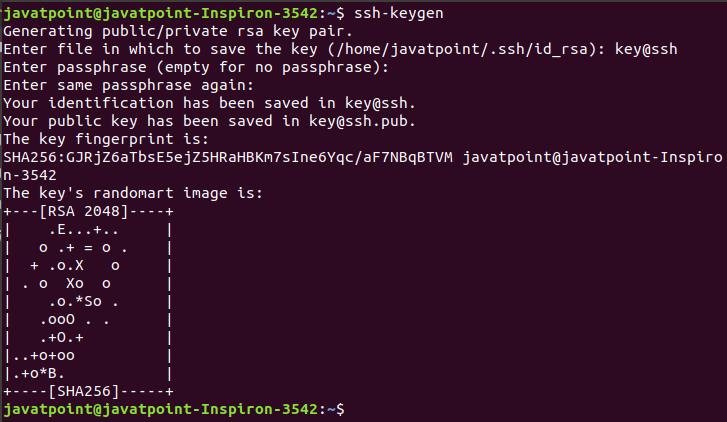 SSH Linux