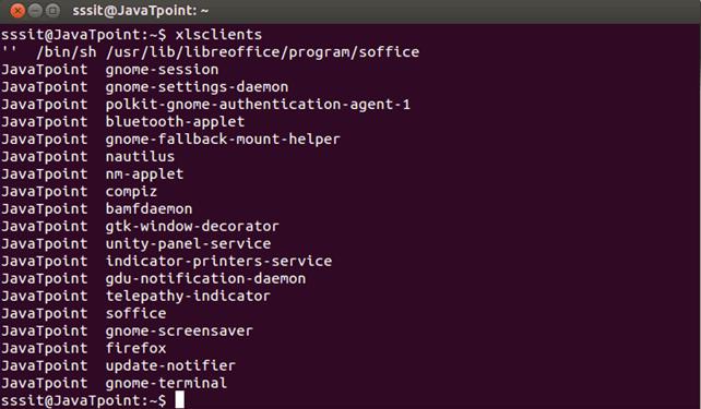 Linux xkill1