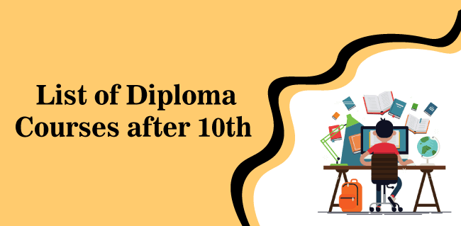 List of diploma courses after 10th