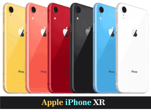 List of iPhone