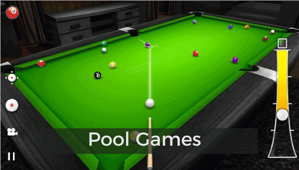 List of Indoor Games