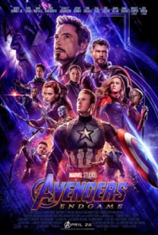 List of Marvel Movies in order